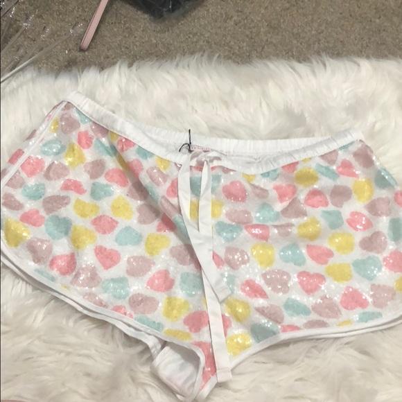 Victoria's Secret Other - Victoria's Secret sequin pajama shorts